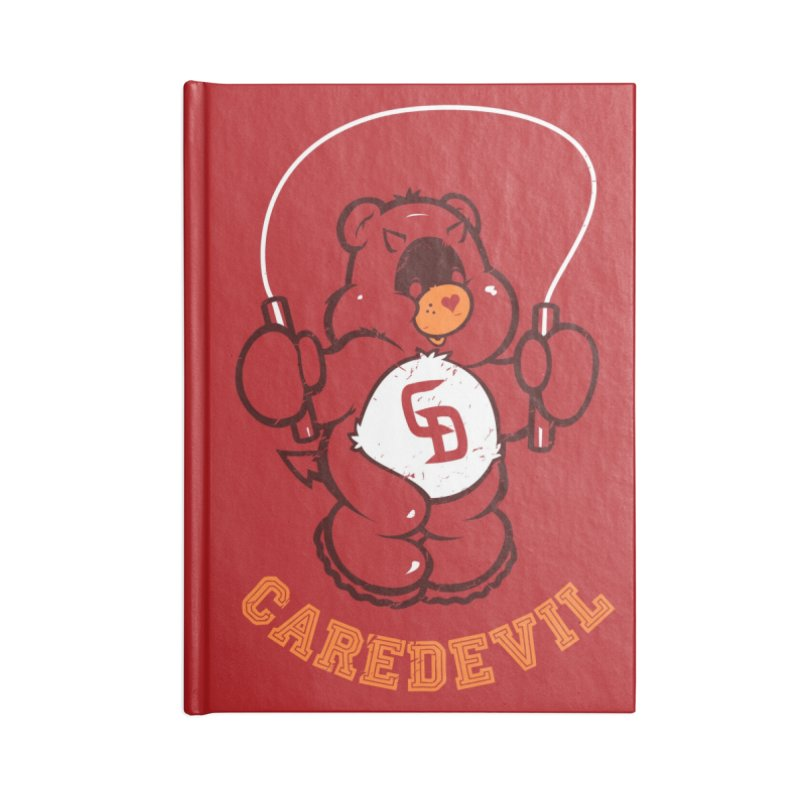 Caredevil Accessories Notebook by dracoimagem's Artist Shop