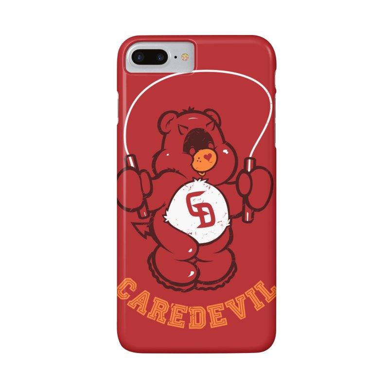 Caredevil Accessories Phone Case by dracoimagem's Artist Shop