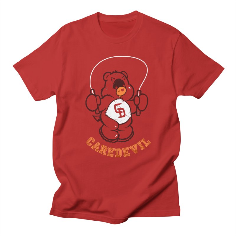 Caredevil Men's T-shirt by dracoimagem's Artist Shop