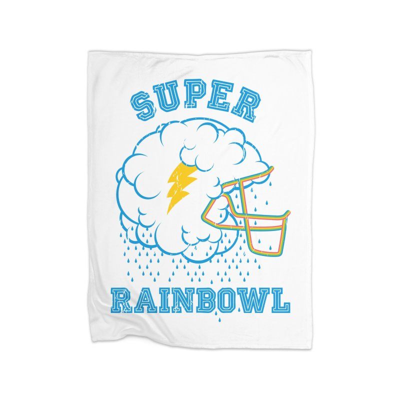 Super Rainbowl Home Blanket by dracoimagem's Artist Shop