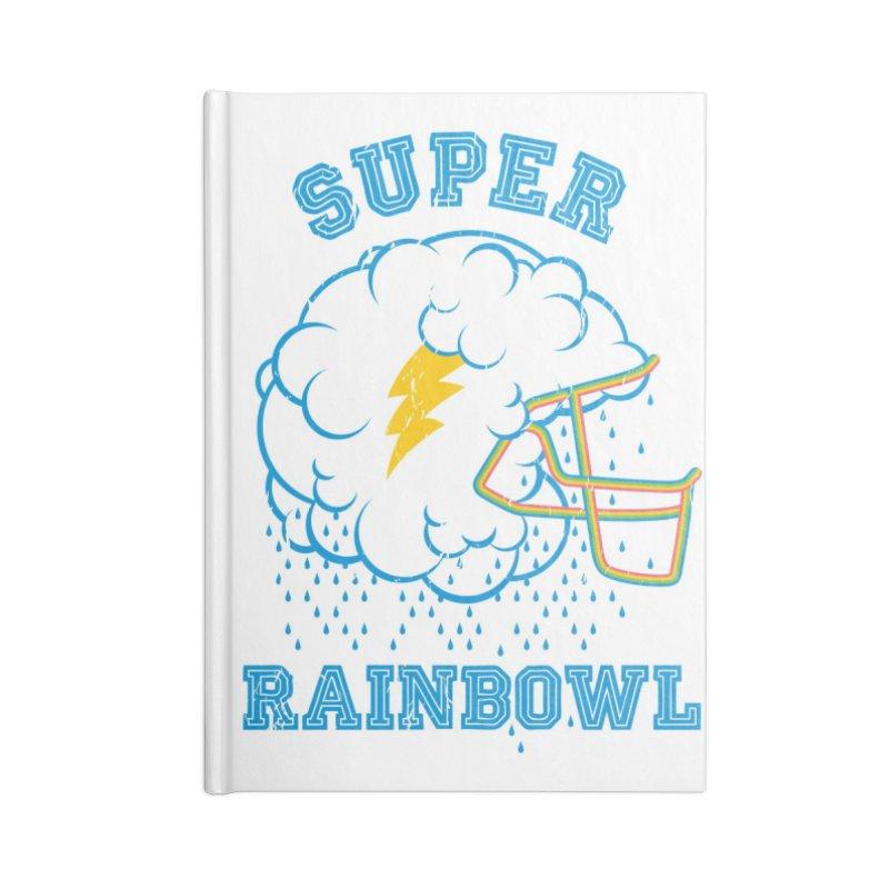 Super Rainbowl Accessories Notebook by dracoimagem's Artist Shop