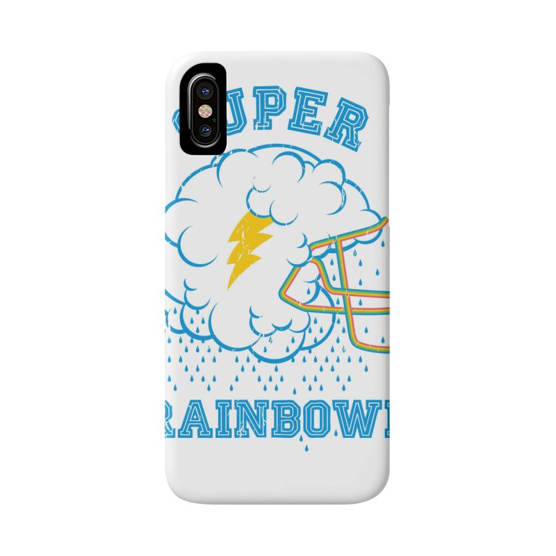 Super Rainbowl Accessories Phone Case by dracoimagem's Artist Shop