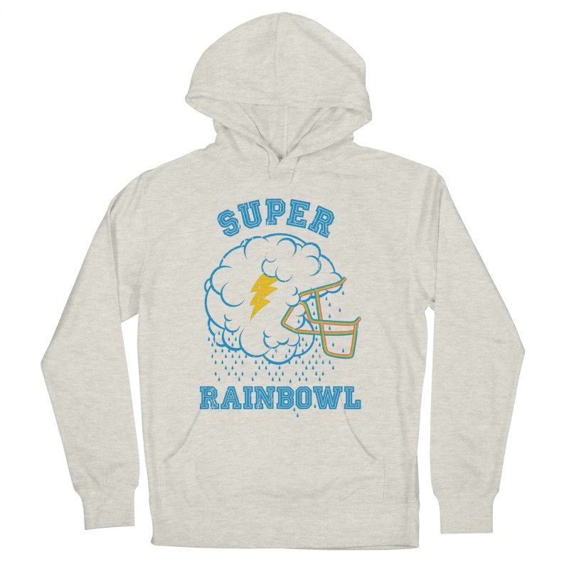 Super Rainbowl Men's Pullover Hoody by dracoimagem's Artist Shop