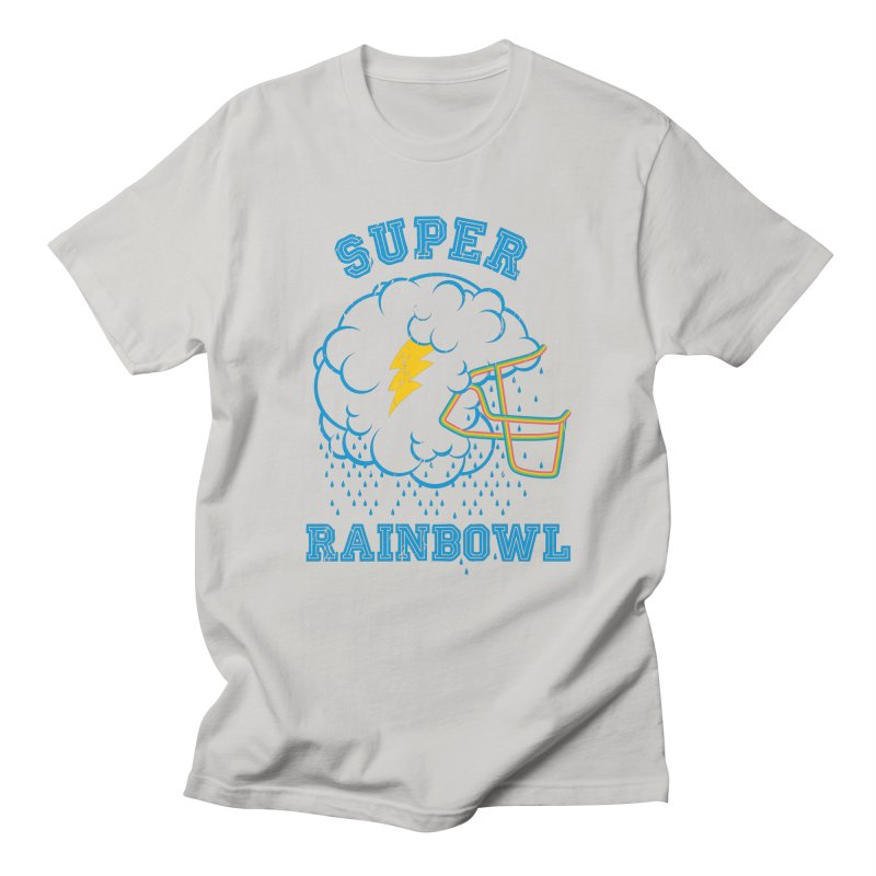 Super Rainbowl Women's Unisex T-Shirt by dracoimagem's Artist Shop