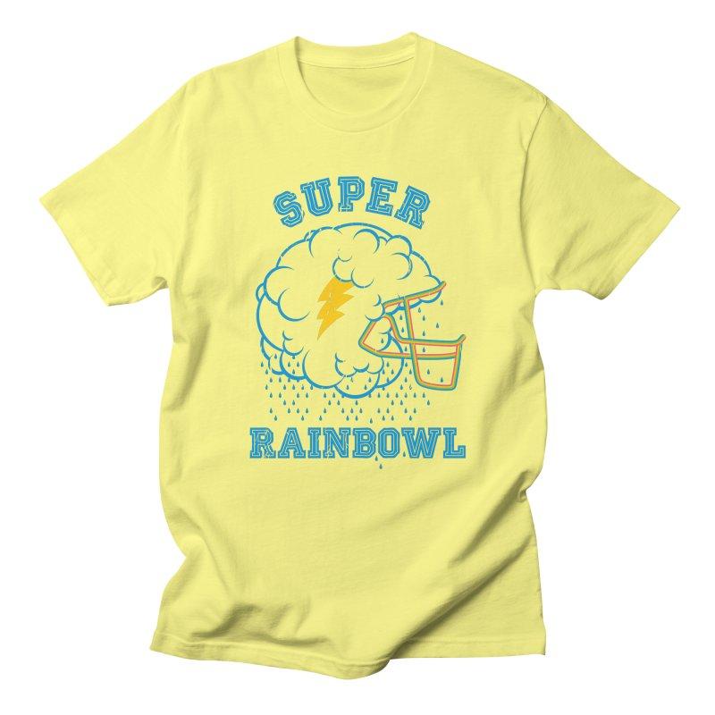 Super Rainbowl Women's Unisex T-Shirt by dracoimagem's Artist Shop