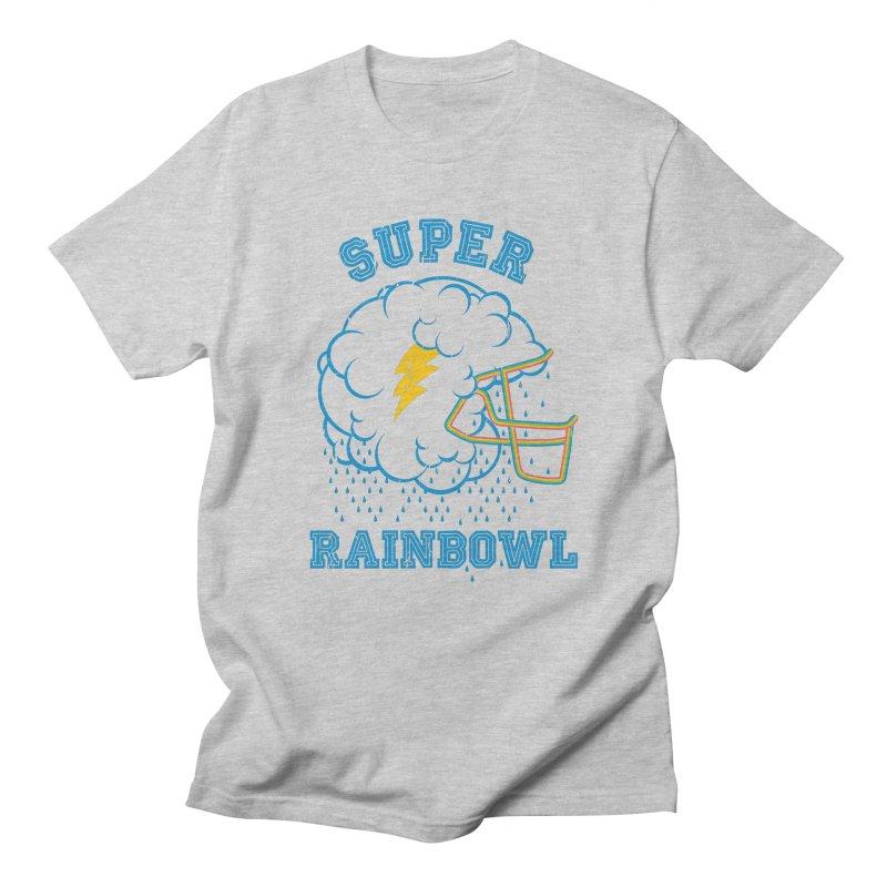 Super Rainbowl Men's T-Shirt by dracoimagem's Artist Shop