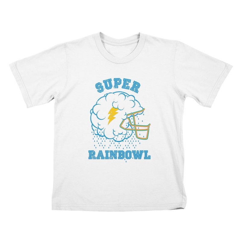 Super Rainbowl Kids T-Shirt by dracoimagem's Artist Shop