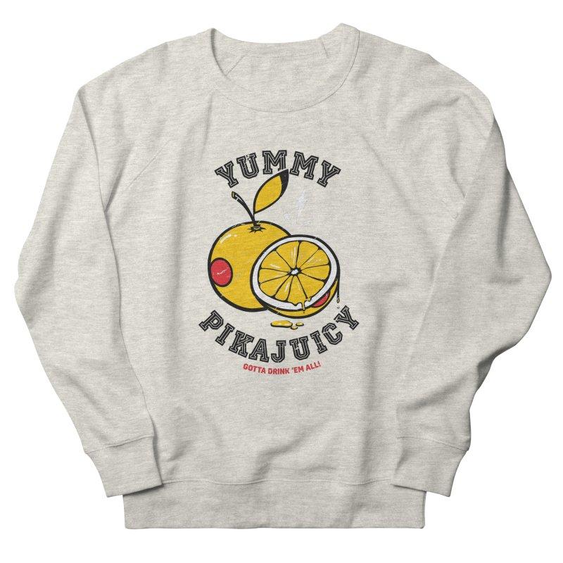 Pikajuicy Women's Sweatshirt by dracoimagem's Artist Shop