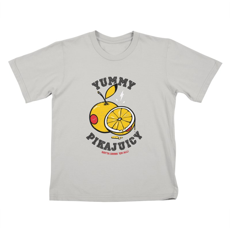 Pikajuicy Kids T-Shirt by dracoimagem's Artist Shop