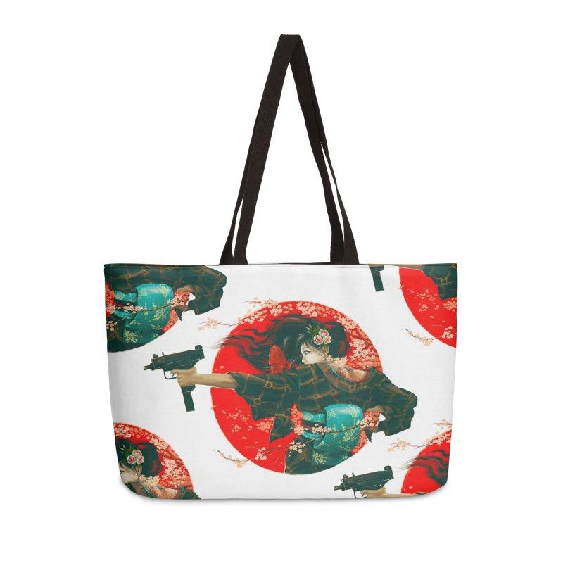 Tokyo Extreme Part 1 Accessories Bag by dracoimagem's Artist Shop