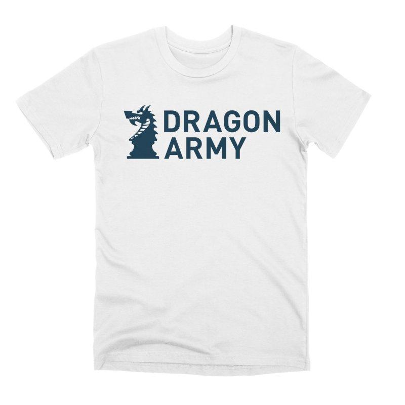 Classic - Dark Men's T-Shirt by Dragon Army Gear