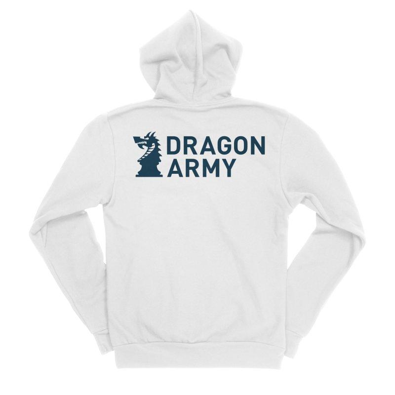 Classic - Dark Women's Zip-Up Hoody by Dragon Army Gear