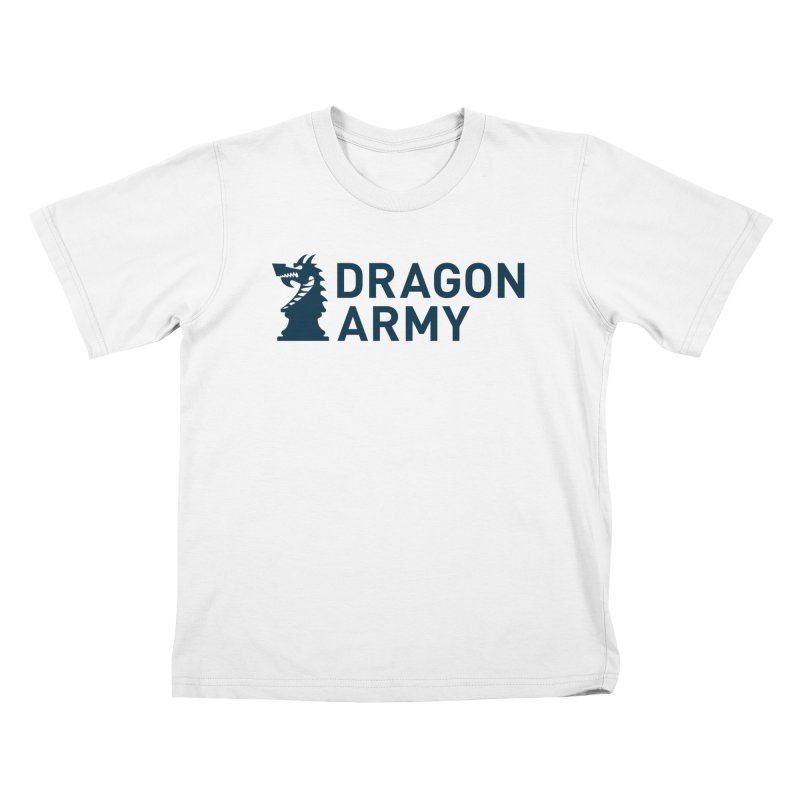 Classic - Dark Kids T-Shirt by Dragon Army Gear