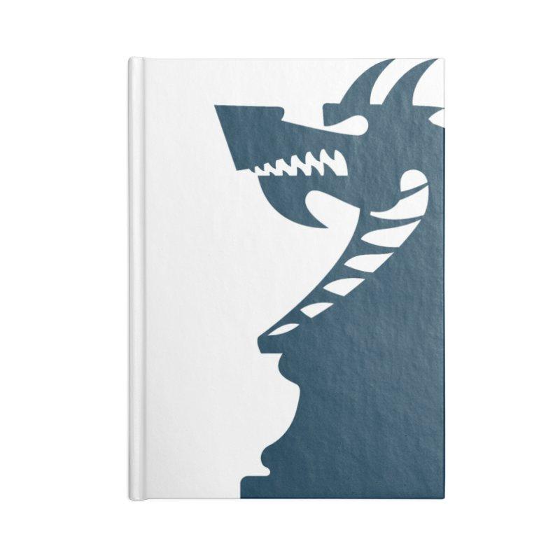 Wiggin - Dark Accessories Notebook by Dragon Army Gear