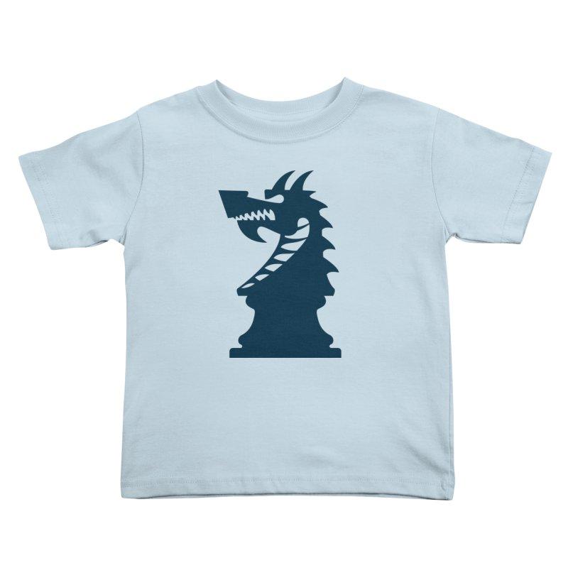 Wiggin - Dark Kids Toddler T-Shirt by Dragon Army Gear