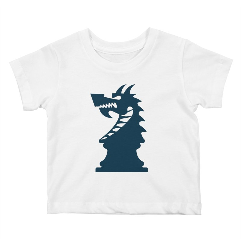Wiggin - Dark Kids Baby T-Shirt by Dragon Army Gear