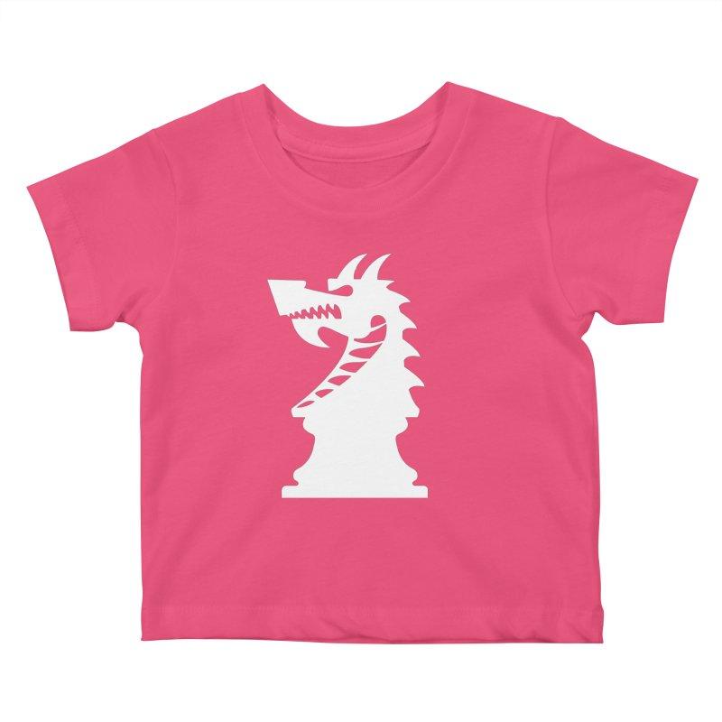 Wiggin - Light Kids Baby T-Shirt by Dragon Army Gear
