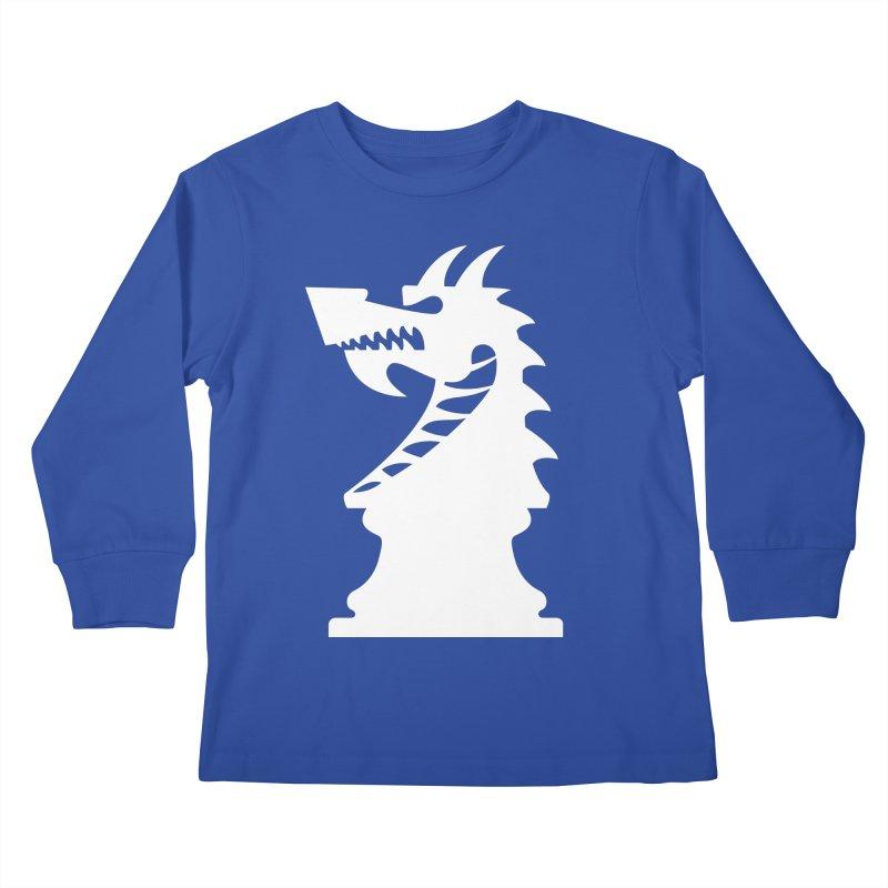 Wiggin - Light Kids Longsleeve T-Shirt by Dragon Army Gear