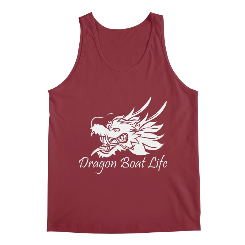 Dragon Boat Life Men's Regular Tank by dragonboatlife's Artist Shop