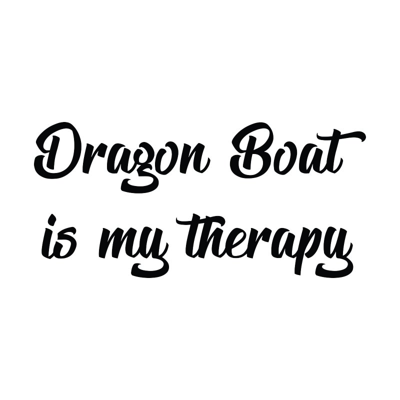 Dragon Boat is my therapy Home Blanket by dragonboatlife's Artist Shop