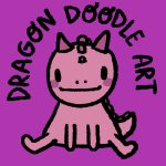 Logo for Dragon Doodle Art