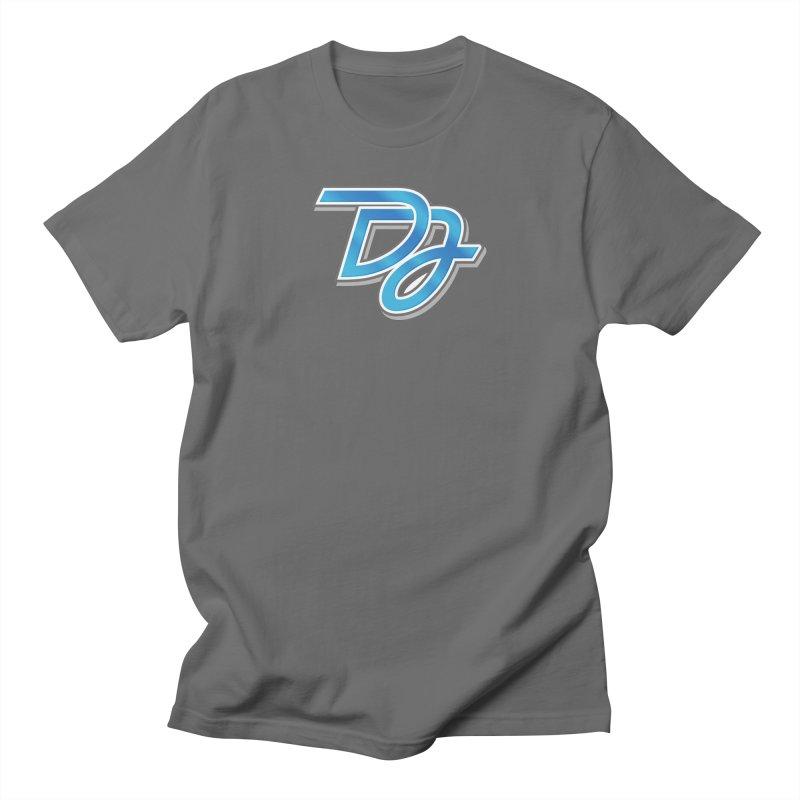 Drake Jensen Logo (Centered) Men's T-Shirt by Drake Jensen's Artist Shop