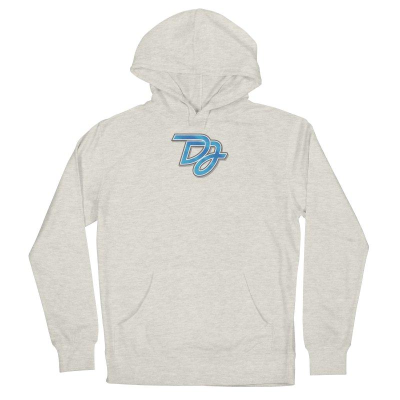 Drake Jensen Logo (Centered) Men's Pullover Hoody by Drake Jensen's Artist Shop