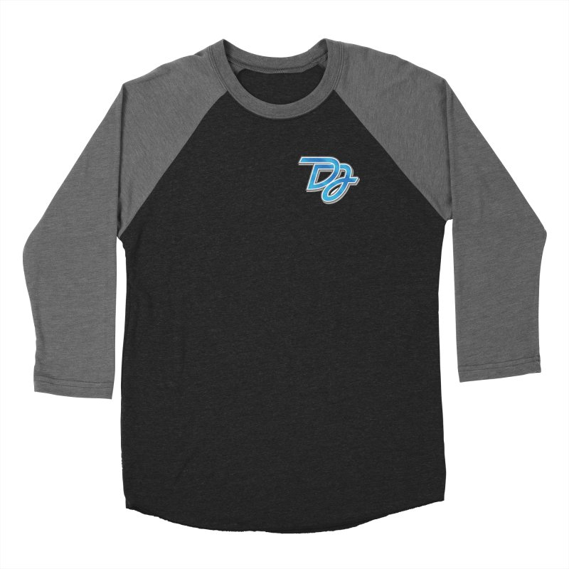 Drake Jensen Logo (Breast) Women's Longsleeve T-Shirt by Drake Jensen's Artist Shop