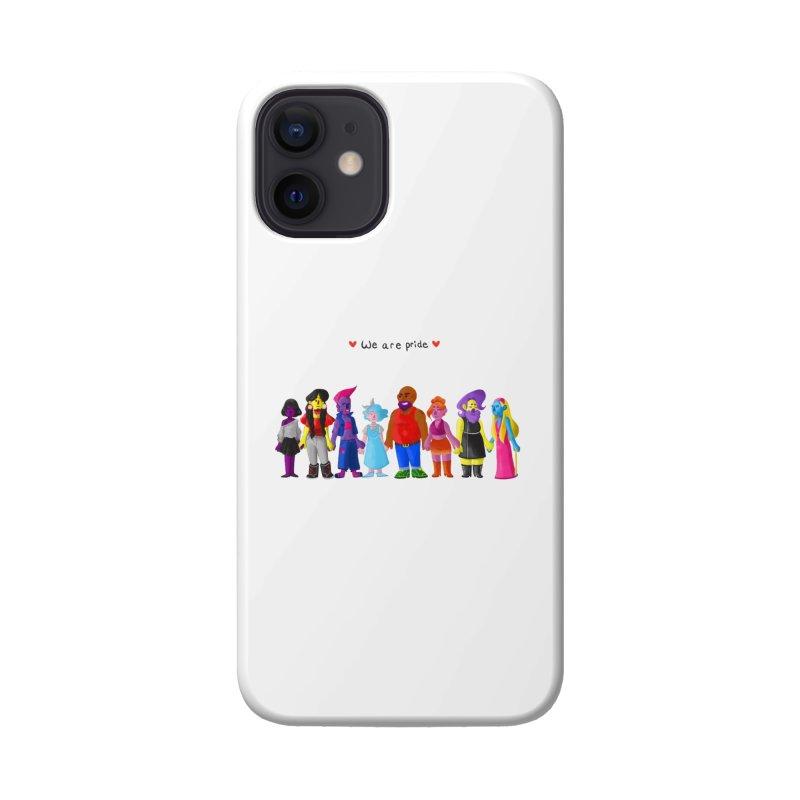We Are Pride Accessories Phone Case by Drake Jensen's Artist Shop