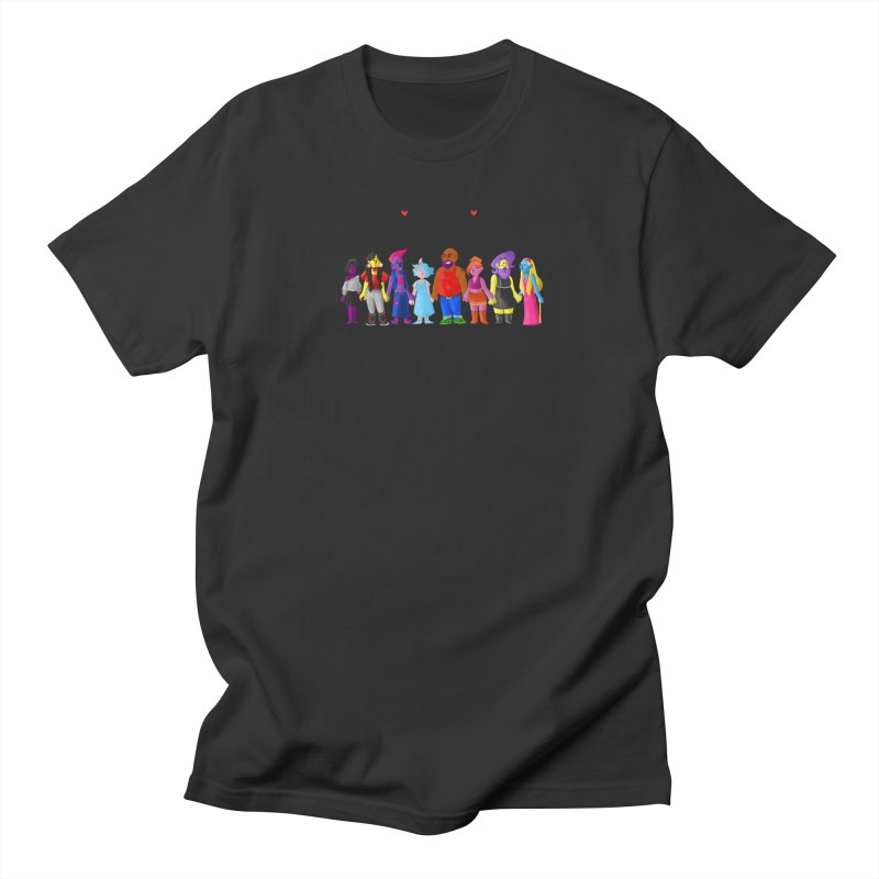 We Are Pride Men's T-Shirt by Drake Jensen's Artist Shop