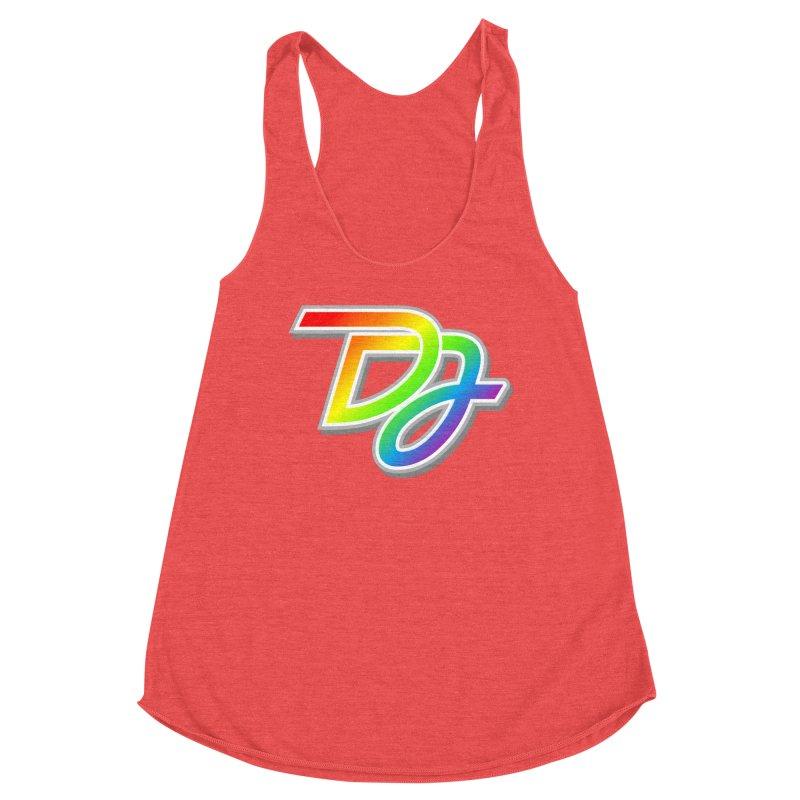 Drake Jensen Pride Logo (Centered) Women's Tank by Drake Jensen's Artist Shop