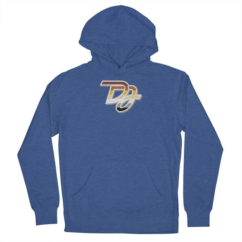 Drake Jensen Bear Pride Logo (Centered) Women's Pullover Hoody by Drake Jensen's Artist Shop