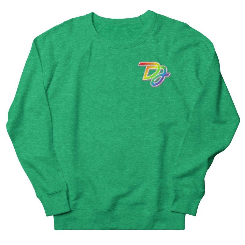 Drake Jensen Pride Logo (Breast) Women's Sweatshirt by Drake Jensen's Artist Shop