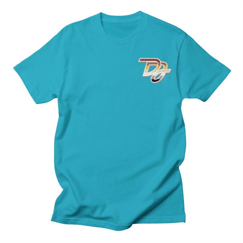 Drake Jensen Bear Pride Logo (Breast) Men's T-Shirt by Drake Jensen's Artist Shop