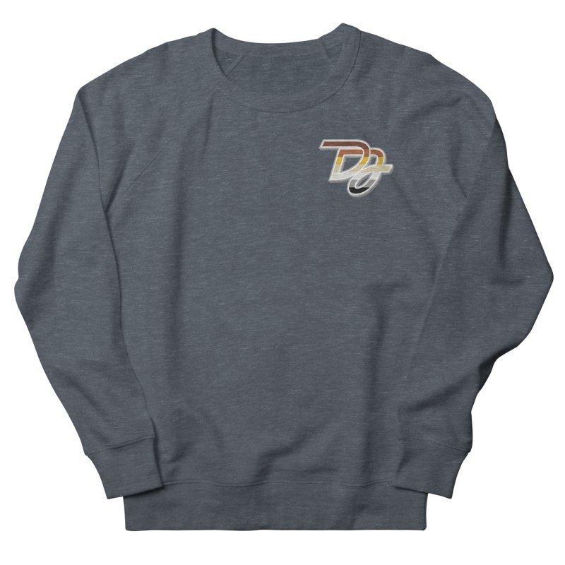 Drake Jensen Bear Pride Logo (Breast) Men's Sweatshirt by Drake Jensen's Artist Shop