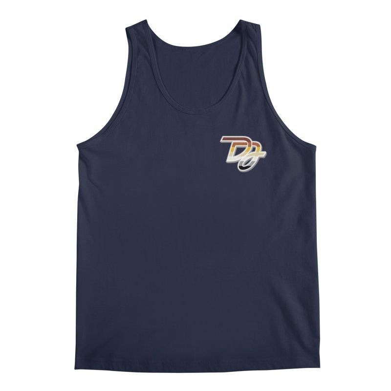Drake Jensen Bear Pride Logo (Breast) Men's Tank by Drake Jensen's Artist Shop