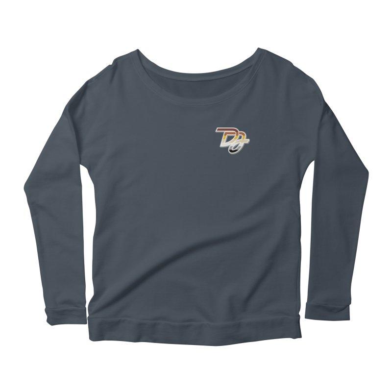 Drake Jensen Bear Pride Logo (Breast) Women's Longsleeve T-Shirt by Drake Jensen's Artist Shop