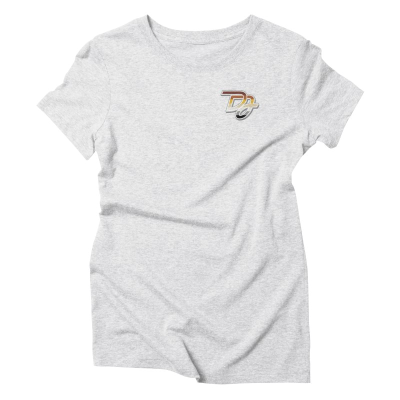 Drake Jensen Bear Pride Logo (Breast) Women's T-Shirt by Drake Jensen's Artist Shop