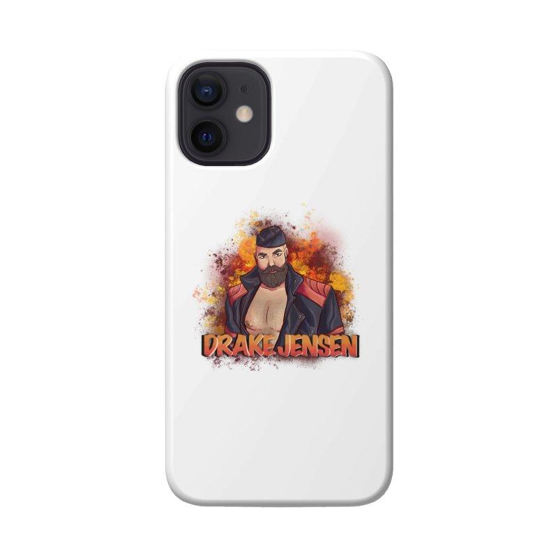 Drake Jensen Animated (Centered) Accessories Phone Case by Drake Jensen's Artist Shop