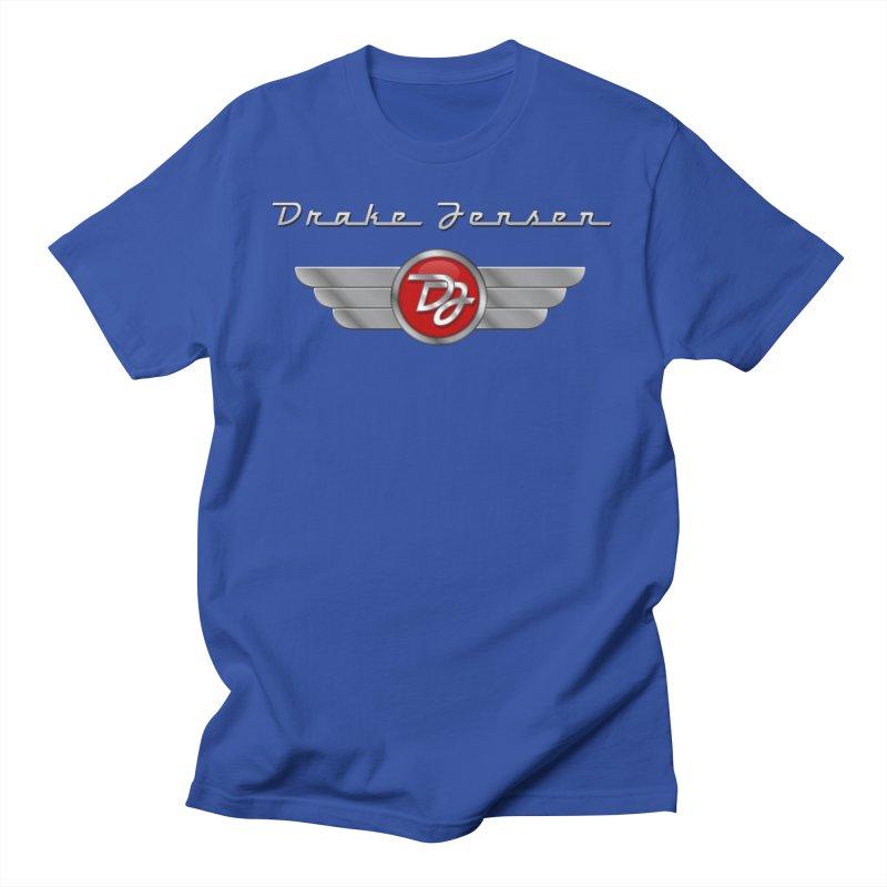 Drake Jensen Wings (Centered) Men's T-Shirt by Drake Jensen's Artist Shop