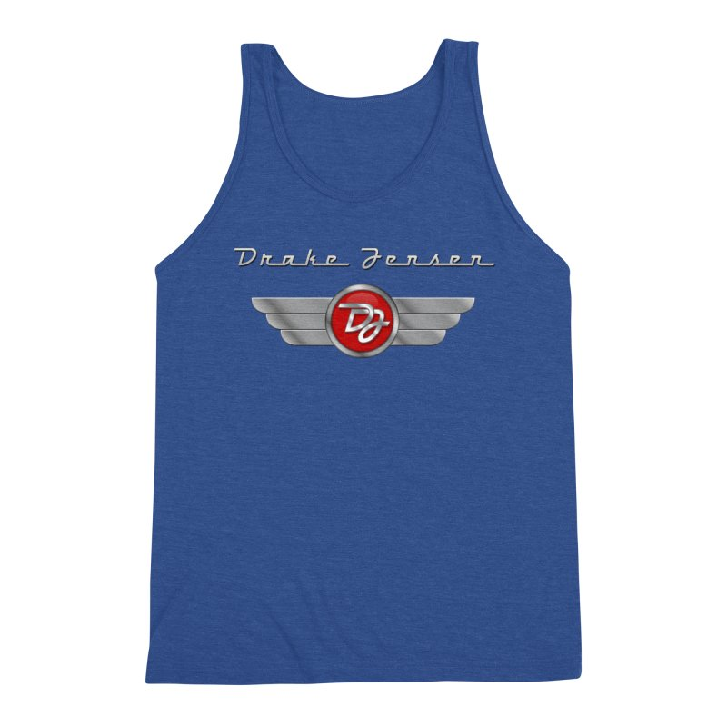 Drake Jensen Wings (Centered) Men's Tank by Drake Jensen's Artist Shop