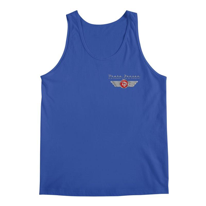 Drake Jensen Wings (Breast) Men's Tank by Drake Jensen's Artist Shop