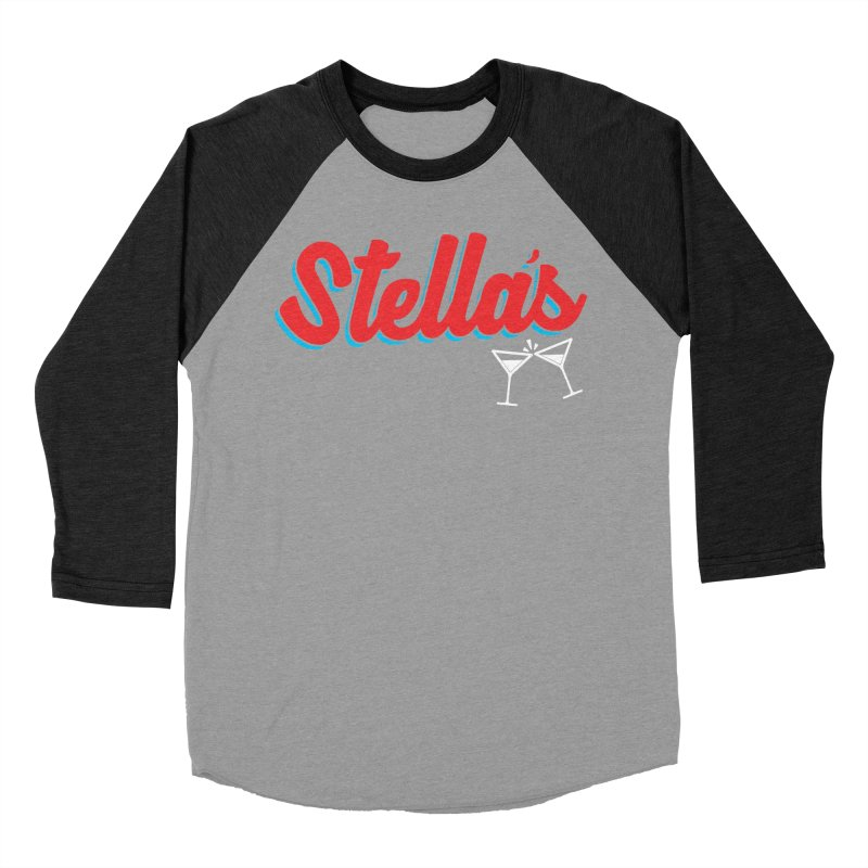 stella's tap softball jersey Men's Baseball Triblend T-Shirt by dramgus's Artist Shop