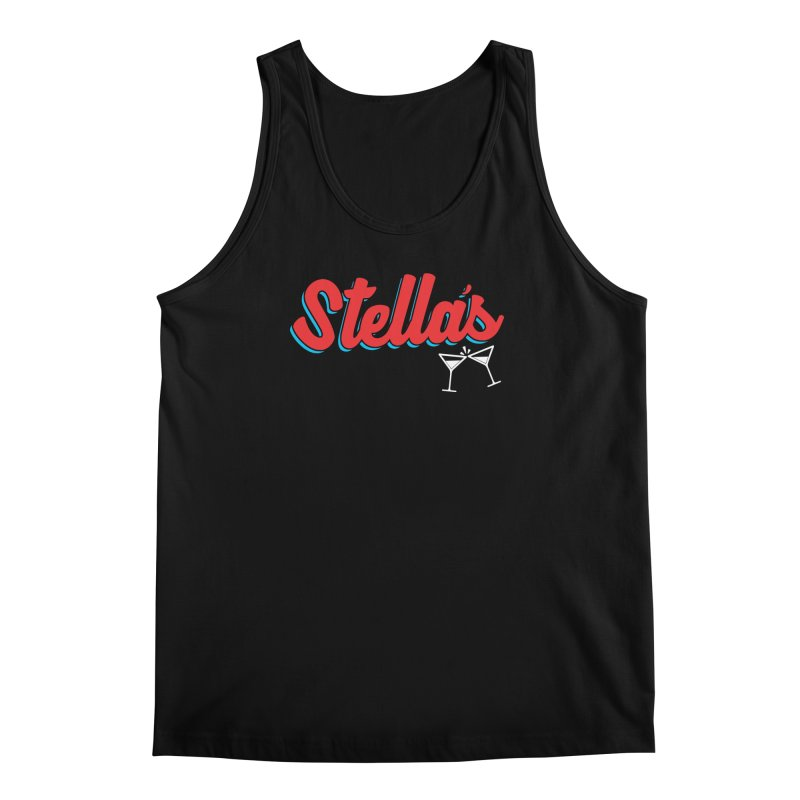 stella's tap softball jersey Men's Tank by dramgus's Artist Shop