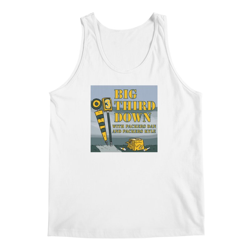 Big Third Down, with Packers Dan and Packers Kyle Men's Regular Tank by dramgus's Artist Shop