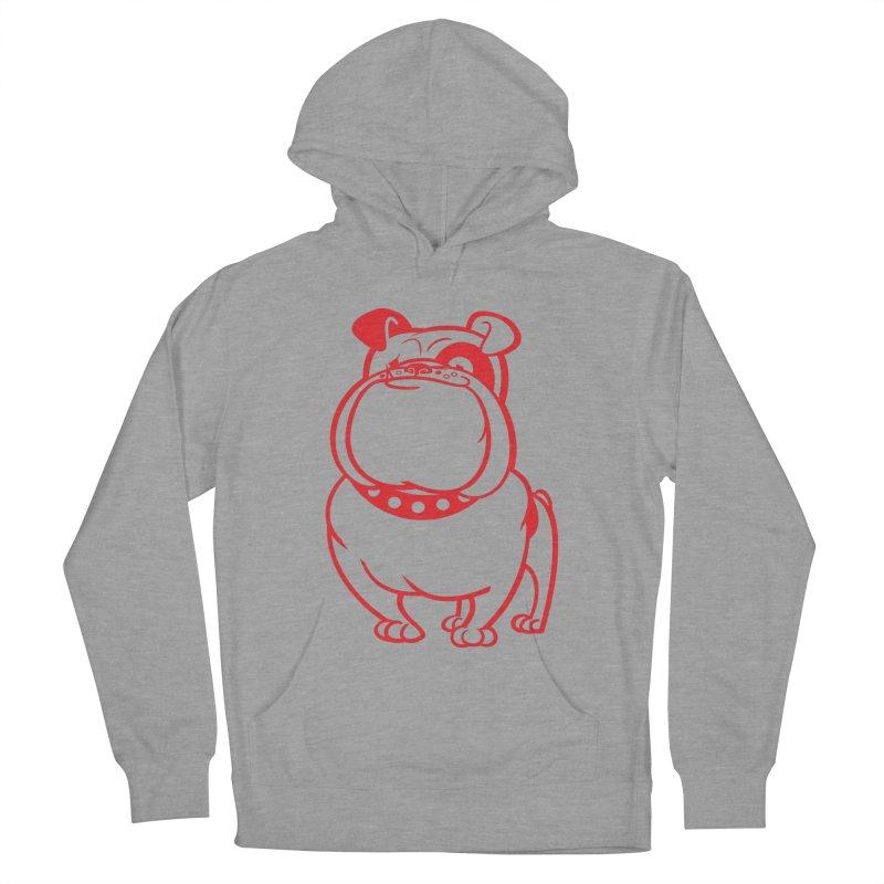 Bulldog Women's Pullover Hoody by drawgood's Shop