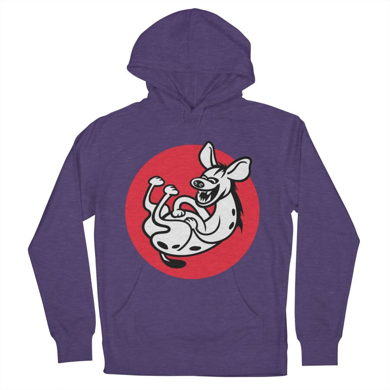 The Laughing Hyena Women's Pullover Hoody by drawgood's Shop