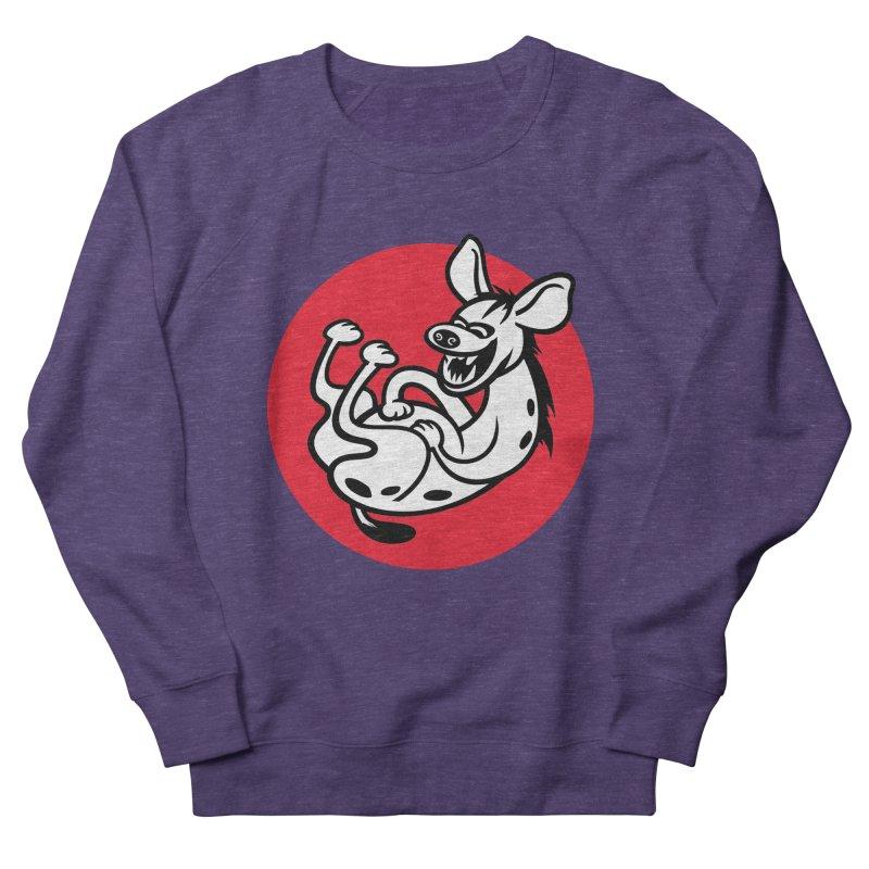 The Laughing Hyena Women's Sweatshirt by drawgood's Shop