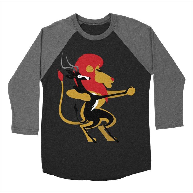 An Unlikely Alliance Men's Baseball Triblend T-Shirt by drawgood's Shop