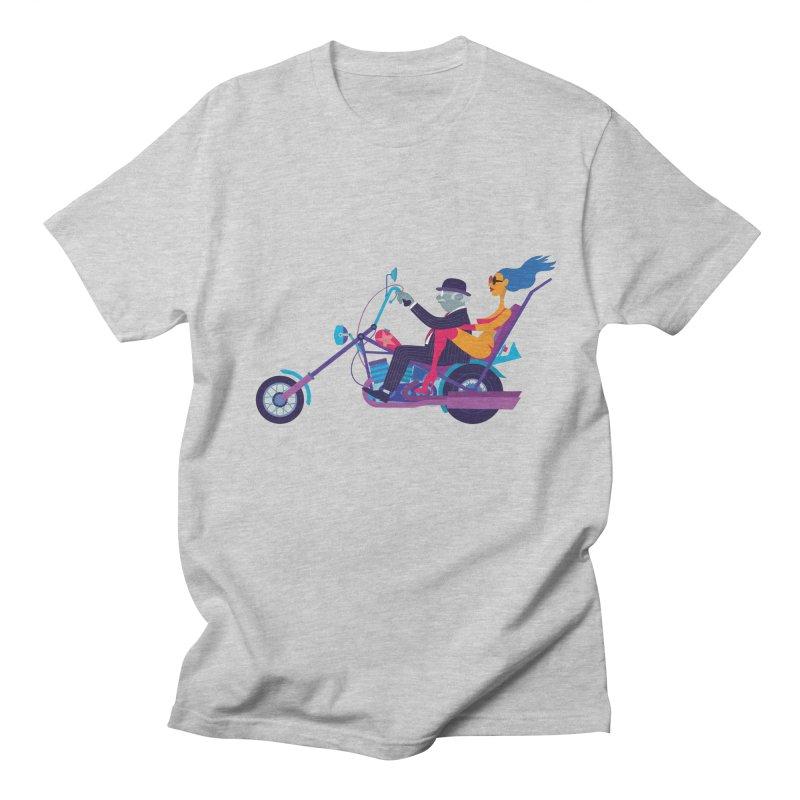 Mid-Life Crisis No.1 Men's T-shirt by drawgood's Shop